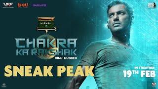 Chakra Ka Rakshak   Hindi SNEAK PEAK   Vishal   M.S. Anandan   Yuvan Shankar Raja   B4U