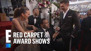 John Legend Explains How He Joined La La Land  E Live From The Red Carpet