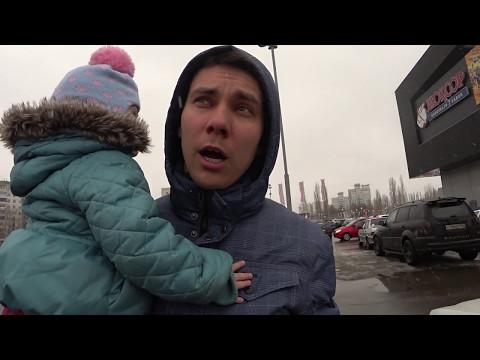 Зимний Воронеж за пол дня с ребенком на машине. Основные достопримечательности