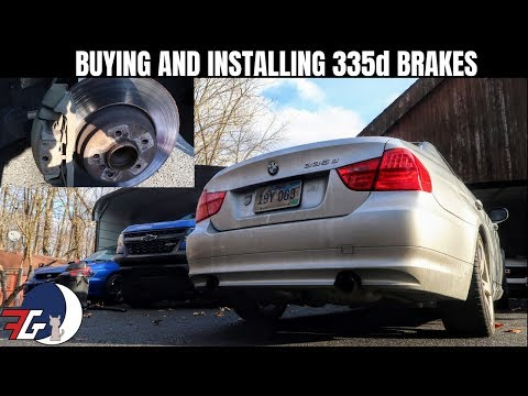 BMW 335D BPC stage 4 with fluidampr installed  No power