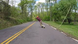 Downhill Longboarding: Day In The Life