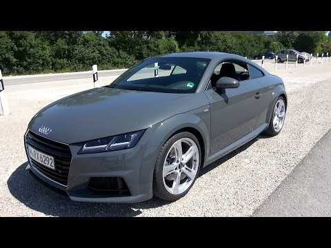 2015 Audi TT 2.0 TFSI Quattro (230 HP) Test Drive