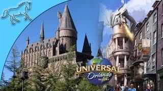 FMA - Willkommen in Hogwarts! Auf den Spuren von Harry Potter in Orlando   Juni 2015