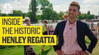 Henley: Inside the world's most famous rowing regatta | CNBC Sports