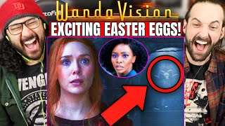WANDAVISION EPISODE 7 EASTER EGGS & BREAKDOWN - REACTION! (1x7 Details You Missed | Agatha Harkness) by The Reel Rejects