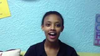 Teen Advisor Aklesiya Dejene