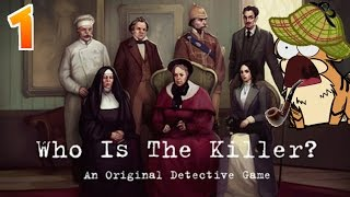 Who Is The Killer - Episode 1 - (Detective Mabs)