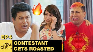 Harshest Host ROASTS Contestant with Attitude (with Dee Kosh) | kNOCk Out Episode 4