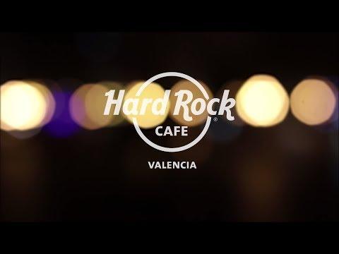 Inauguración Hard Rock Cafe Valencia