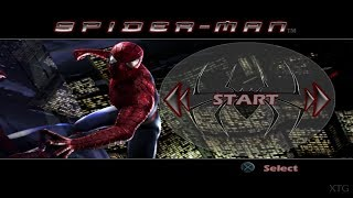Spider-Man: The Movie PS2 Gameplay HD (PCSX2)