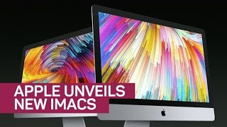 New Apple iMacs get more memory, faster processors (CNET News)