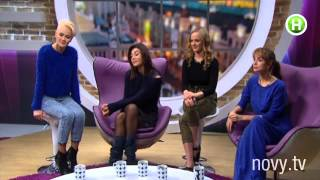 Алина Астровская стала четвертой участницей группы «Real O» - Шоумания - 03.11.2014