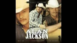Alan Jackson   Another Good Reason.