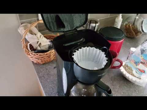 Overflowing Coffee Maker Fix