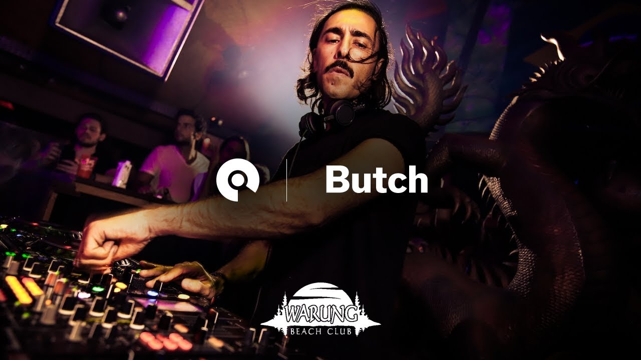 Butch - Live @ Warung 15 Years 2017