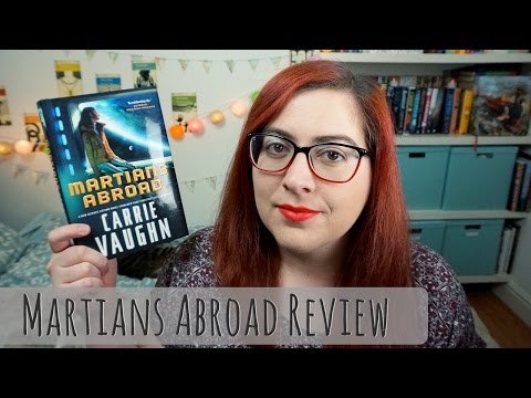 Martians Abroad – Book Review & Giveaway