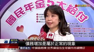 【非凡新聞】國民年金.勞保明年恐雙漲 最快年底公布