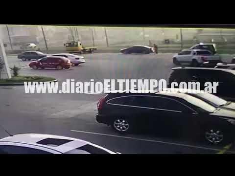 Video del tiroteo entre policías de la Federal y de la Bonaerense por un caso de narcotráfico