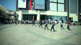 Sandakan FlashMob At Habour Mall !!