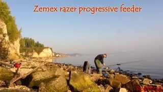 Фидерное удилище zemex razer progressive feeder 13 ft - 110 g