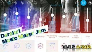 Music Maker Jam Nasıl Kullanılır ? | Mobilden Müzik Yapmak