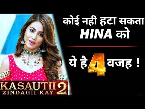 No One can replace Hina Khan as Komolika; these are 4 major reasons !