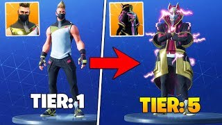 I Unlocked *MAX TIER* DRIFT SKIN In Fortnite Battle Royale!