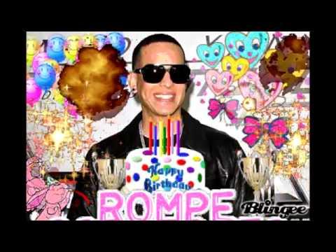 Feliz Cumpleaños Version Reggaeton