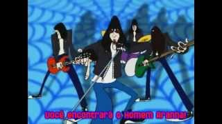 Ramones - Spider-man  Legendado Pt-br