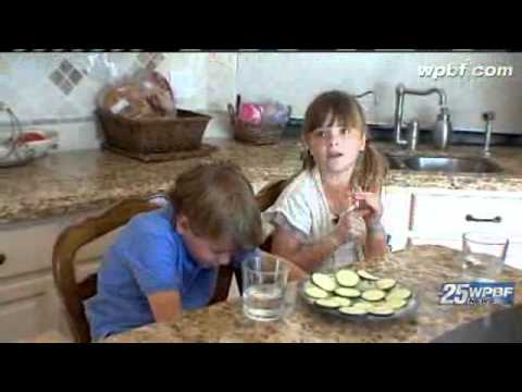 Food Dye Affects Children's Behaviors