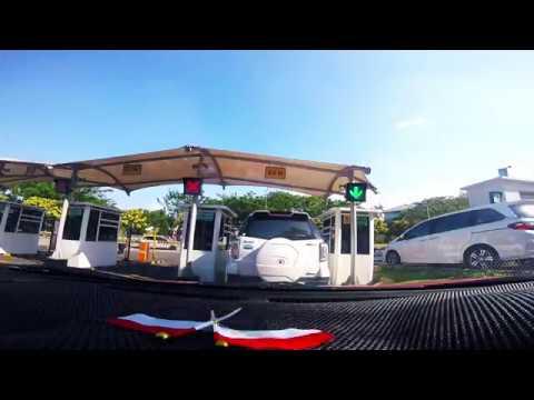 time lapse bintaro xchange to mitra 10 pamulang