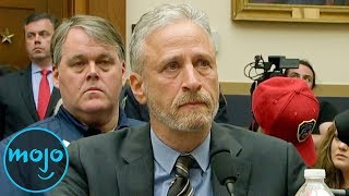 Top 10 Jon Stewart Moments