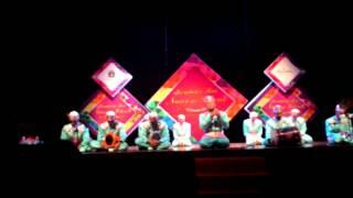 Marawis Al Munawar Juara 1 DKI Jakarta
