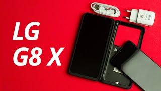 LG G8X: duas telas com o preço de dois smartphones [Unboxing/Hands-on]