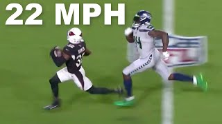 NFL Fastest Players of 2020 (So Far)