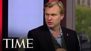 Christopher Nolan & Kip Thorne Break Down The Physics Of Interstellar   TIME