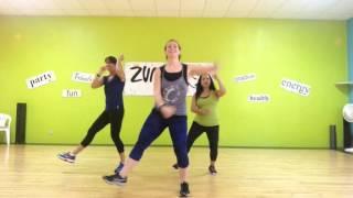 He Llorado (Como un Nino) - Juan Magan feat. Gente de Zona - Zumba® Fitness Choreography
