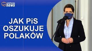 PN Jak PiS oszukuje Polaków – dymisja szefa GIS
