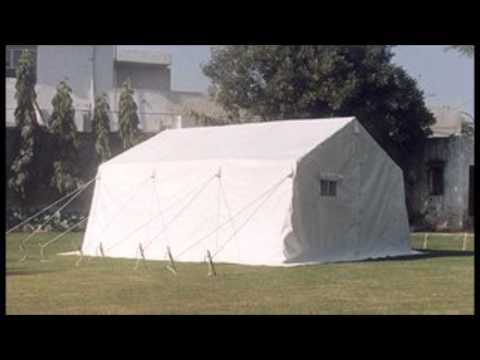 Emergency Relief Tent