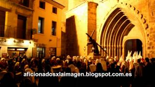 preview picture of video 'Mora de Rubielos, SEMANA SANTA 2012 JUEVES SANTO'