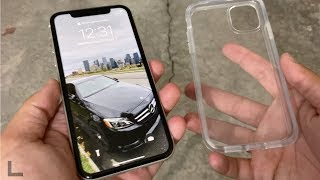 iPhone 11 Drop Test: with Clear Case!