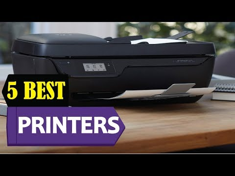 5 Best All In One Printer 2018 | Best All In One Printer Reviews | Top 5 All In One Printers