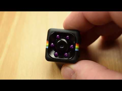 """SQ11 mini FULL HD DV camera review! Yay or nay? Unboxing and """"How to use"""" instructions"""