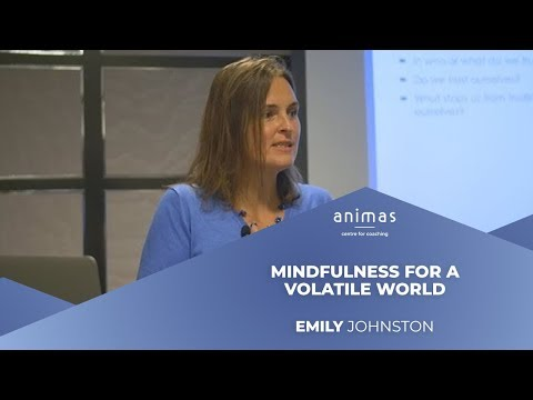 Mindfulness for a Volatile World by Emily Johnston
