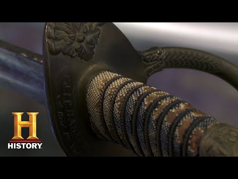 Pawn Stars: Civil War Infantry Sword (Season 12) | History