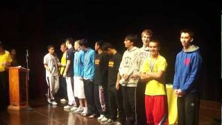 preview picture of video '5. Announcement of the Boys All-APAC Basketball Team for 2012'