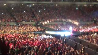 Country Girl/Talk Dirty To Me - Luke Bryan, Philly 8/15/14