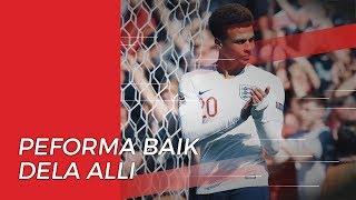 Dele Alli Tunjukkan Penampilan Terbaik di Bawah Arahan Jose Mourinho