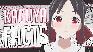 5 Facts About Kaguya Shinomiya - Kaguya Sama Love Is War/Kaguya Sama wa Kokurasetai