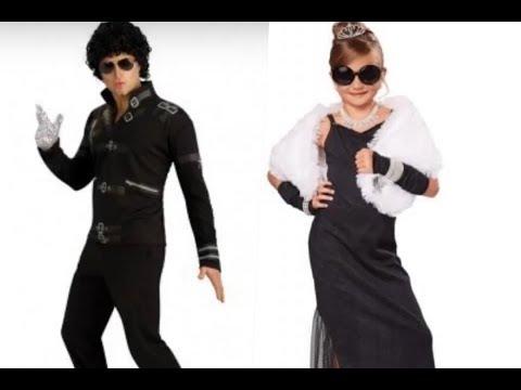 Disfraces de artistas y cantantes